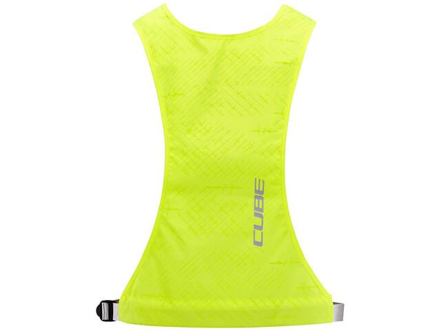 Cube Sicherheitsweste Standard yellow